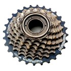 Shimano Shimano MF-TZ21 7 Speed Cassette schroefpion 14-28 T