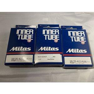 Mitas Mitas Race Binnenband ventiel lengte FV47 mm 18/25-622/635