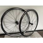 CKT Wielset Race CKT velg hoogte 30 mm  Aluminium zwart Shimano 10-11s