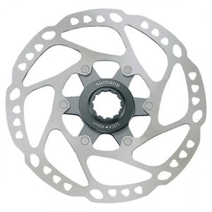 Shimano Remschijf Deore SM-RT64 diameter 160 mm Centerlock zonder lockring