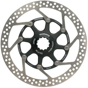 Shimano Remschijf XTR SM-RT96 diameter 160 mm Centerlock zonder lockring