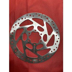 Shimano Shimano SM-RT50S diameter 160 mm remschijf 6 gaats