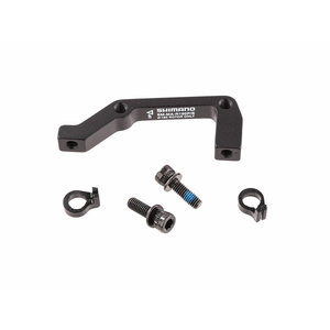 Shimano Shimano adapter Postmount- Frame IS 180 mm schijf Achter