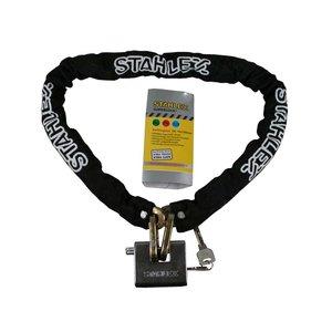 Stahlex Stahlex Superlock  10 x 1200 mm brommer/motor slot