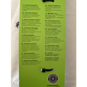 URSUS Ursus fietsstandaard 24-28 inch verstelbaar hoh 40 mm