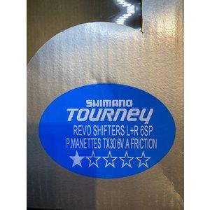 Shimano Shimano Tourney rev shifters L+R 6 speed  ESLTX30P6A