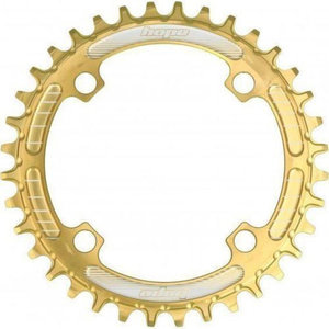 Hope Hope retainer 36T Gold 9/10/11 speed 104 BCD