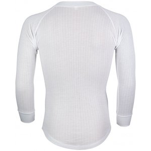 Avento Thermoshirt lange mouw in zwart of wit