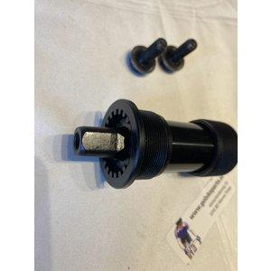 Kinex Vierkant trapas BSA 68-131 mm Kinex