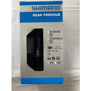 Shimano Shimano Rear Freehub FH-MT400-B 32H boost 148 mm
