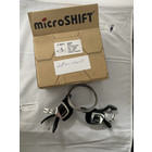 Microshift Microshift MTB shifters 2 x 10 speed XCD zwart-zilver
