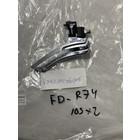 Microshift Microshift  Centos Voorderailleur FD-R74  speed 2 x 10 race