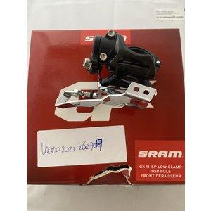 Sram Sram FD GX 2x11 speed Low Clamp Top pull MTB