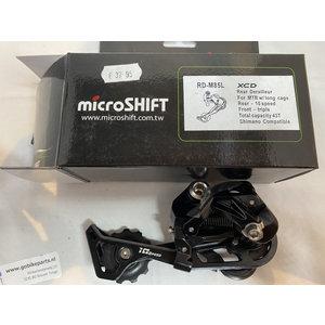 Microshift Microshift RD-M85 L XCD 10 speed MTB achterderailleur lange kooi