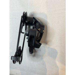 Sram SRAM X7 achterderailleur 9 speed zwart lange kooi
