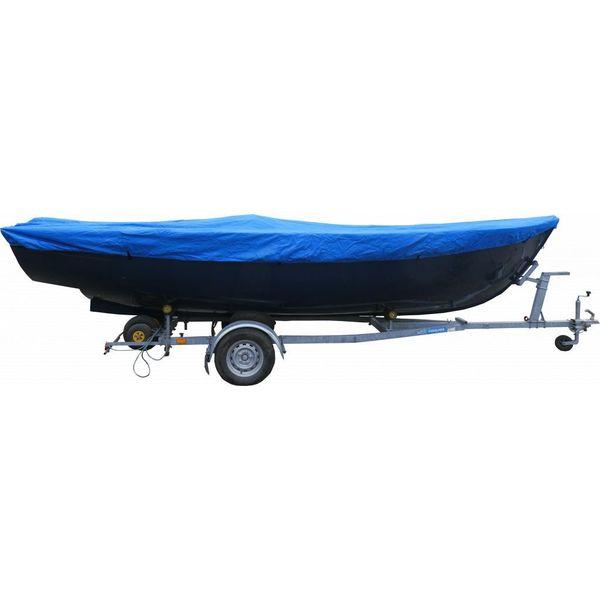 Hochwertige Boot-Abdeckplane 600D in Blau