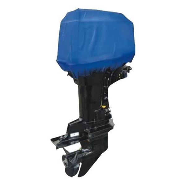 Außenbordmotor Abdeckung 600D Blau