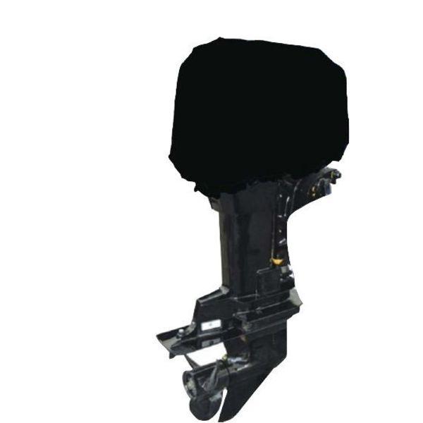 Außenbordmotor Abdeckung 600D Schwarz