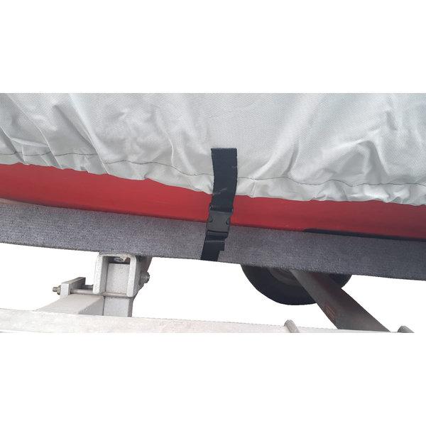 Jet Ski PWC Wasserscooter Hochwertige Abdeckung 600D Grau