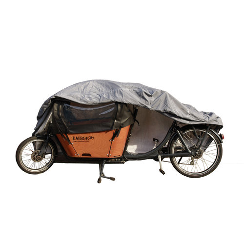Fahrradabdeckung Zweirad Lastenrad-Abdeckung