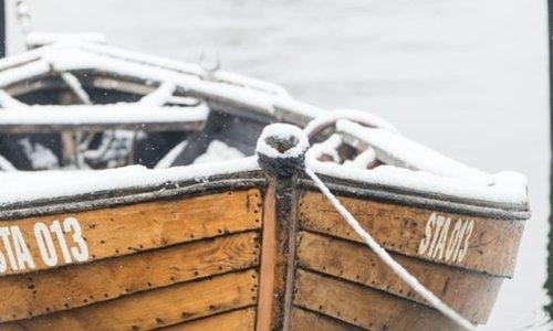 Warum sollte ein Boot überwintert werden?