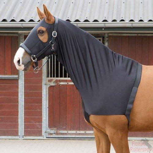 Harry's Horse Harry's Horse® Lycra borstbeschermer met hoofdkap