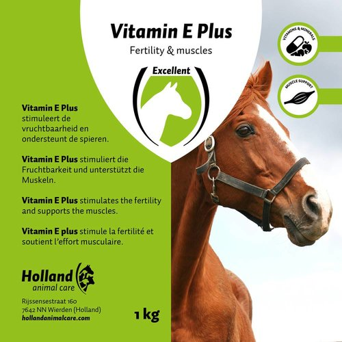 Hofman animal care VITAMIN E PLUS