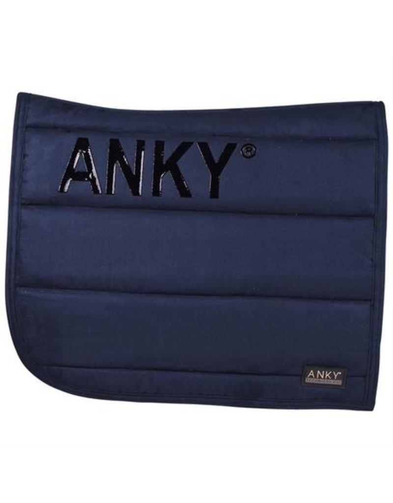 Anky Saddle pad XB110-AW13 dressage - Navy