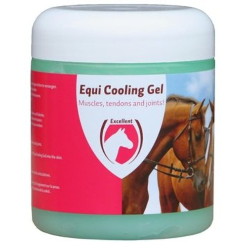Excellent Equi Cooling Gel