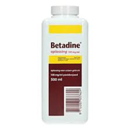 Hofman animal care Betadine oplossing