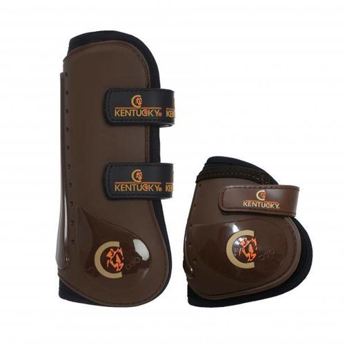 Kentucky Set Peesbeschermers Velcro & Moonboots