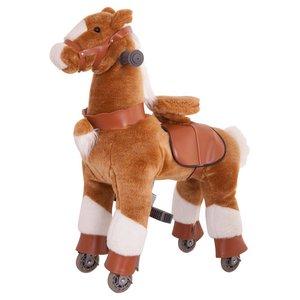 Bieman Riding Pebbels speelgoedpaard 66 cm