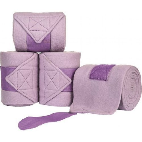 HKM Polarfleecebandages in tas