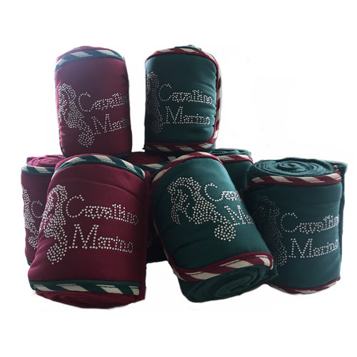 Сavallino Marino Exclusieve bandages diamonds