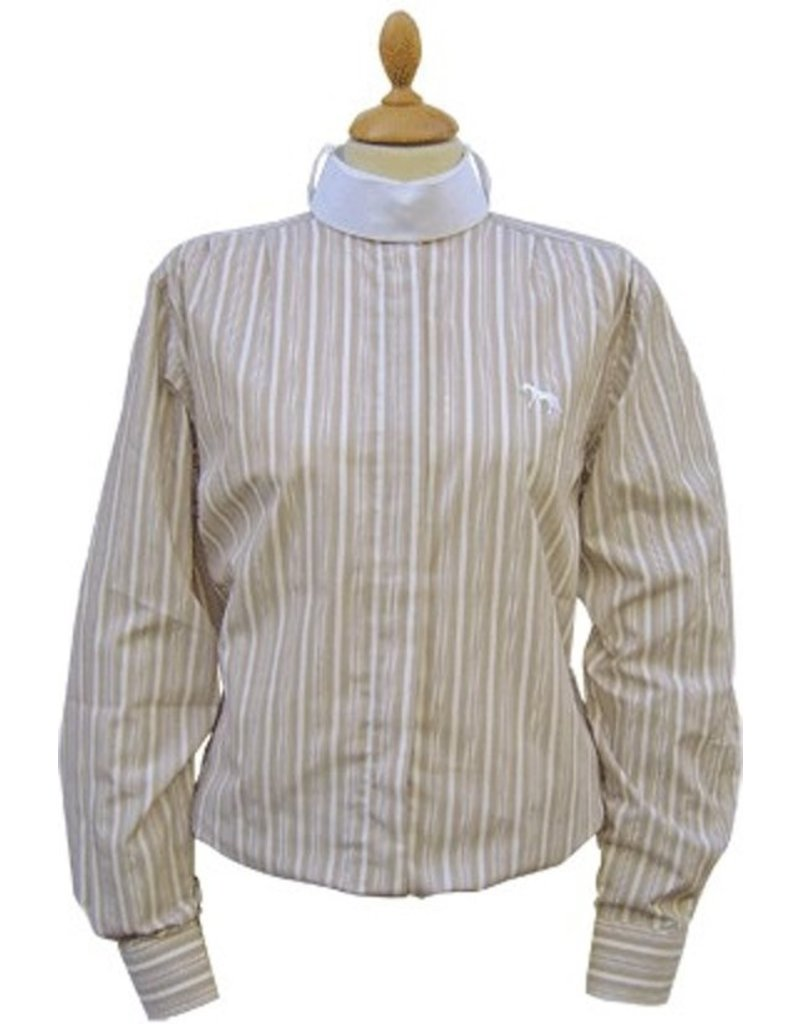 Harry's Horse Dressuur blouse Stripe KM