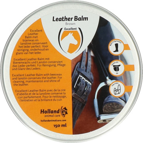 Excellent Leather Balm