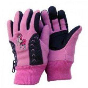QHP Handschoen spirit lichtblauw