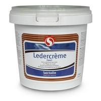 Ledercrème Zwart