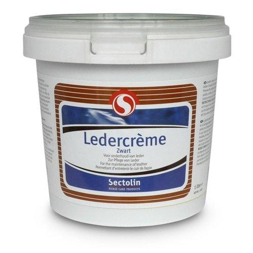 Sectolin Ledercrème Zwart