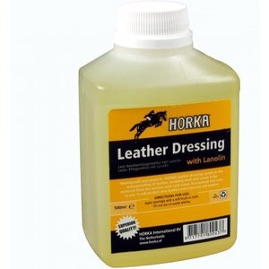 Horka LEATHER DRESSING WITH LANOLIN