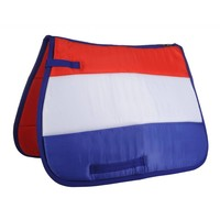 Zadeldek -Flags allover-