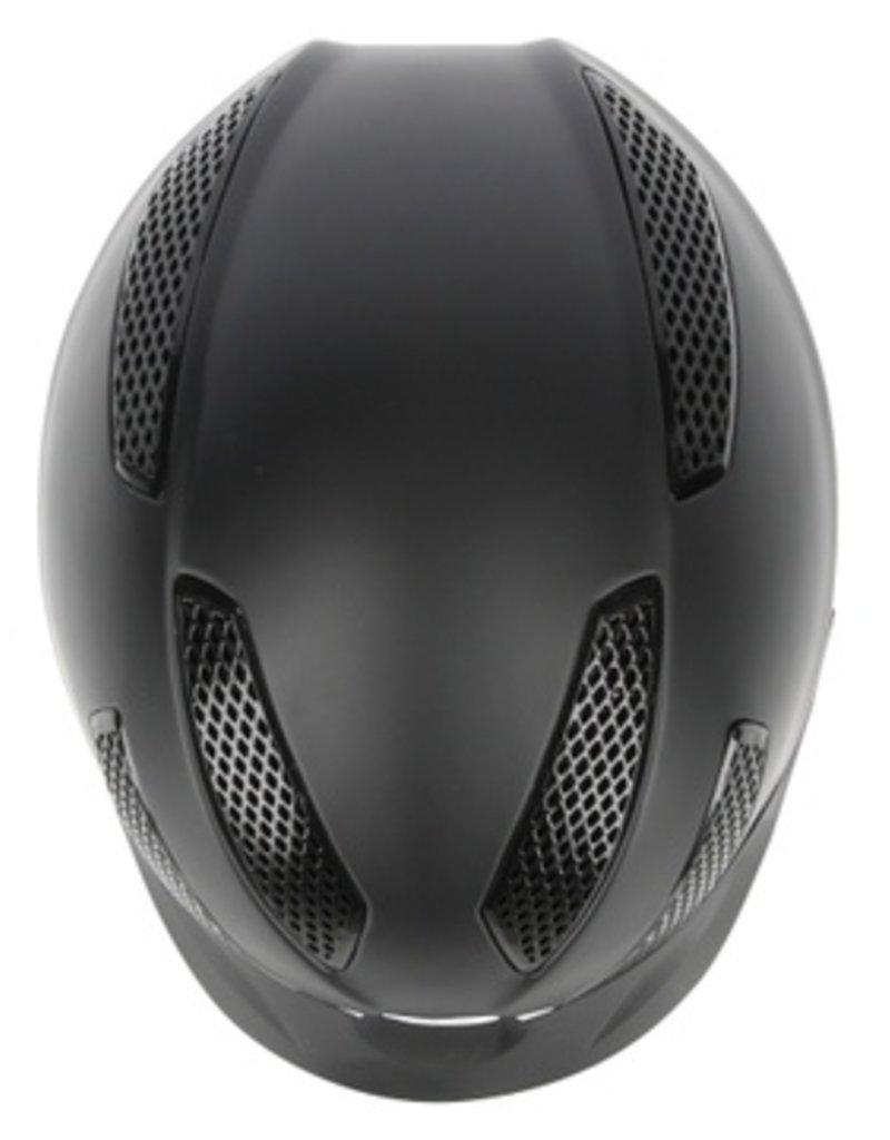Rijhelm eXite zwart super pasvorm maat 57-59
