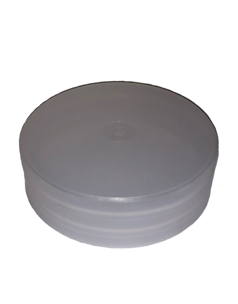 Beschermdop wit  ø 10 cm voor hindernisbalken