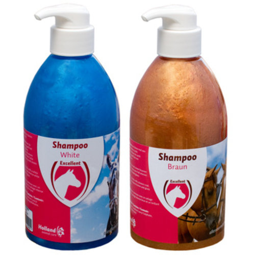 Excellent Color Shampoo Horse