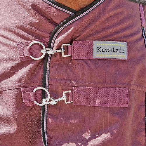 "KavalKade Turnout rug ""Alaska IV"" Fleece"