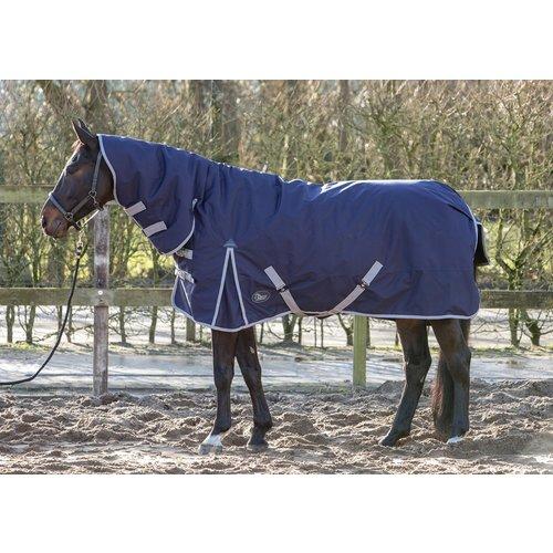 Harry's Horse Regendeken Thor 200gr met nek navy