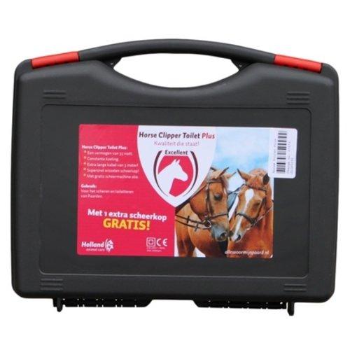 Excellent Horse Clipper Toilet Plus