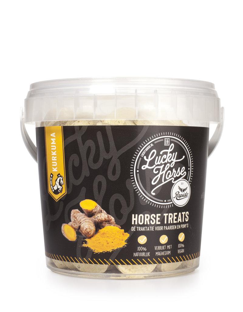 Lucky Horse Kurkuma Horse Treats