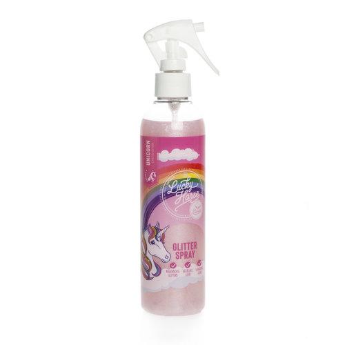 Lucky Horse Unicorn Glitter Spray