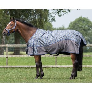 QHP Deken Network turnout collection fleece